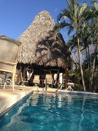 Villa Alegre - Bed and Breakfast on the Beach : Hut