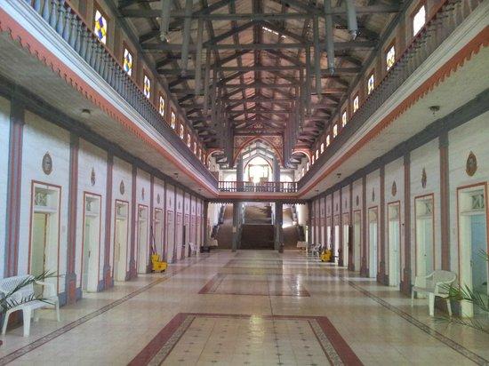 Rancagua, Chile: Catedral de Baños Termales