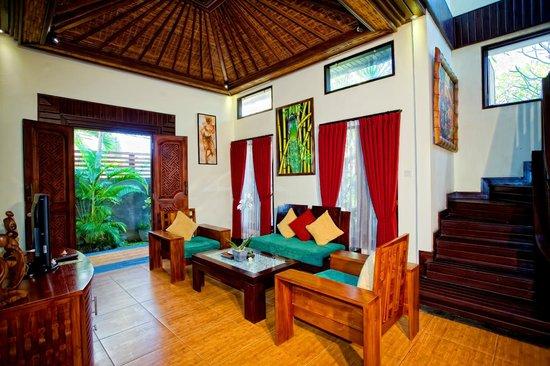 3 Bedroom Villa Living Room Picture Of The Bali Dream Villa