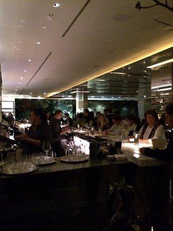 The Modern : Bar area