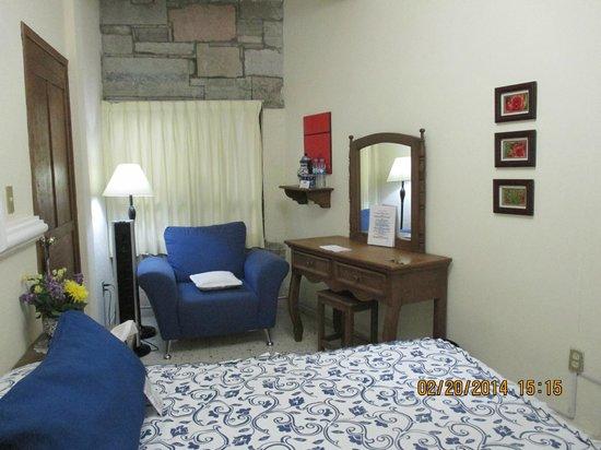 Villa Sueno Azul: Our bedroom chair