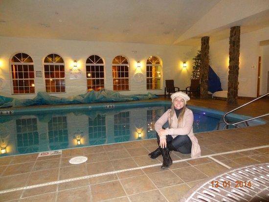 Holiday Inn Express Hotel & Suites Keystone: Área da piscina