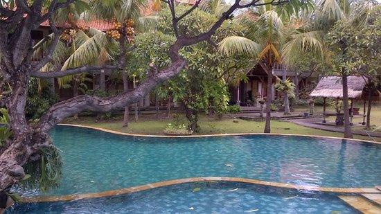 Nirwana Seaside Cottages: Pool