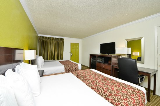 Americas Best Value Inn - Downtown Phoenix: 2queen