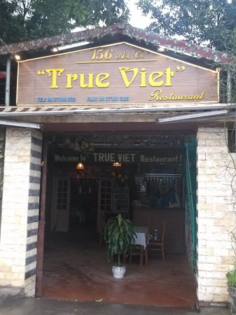 True Viet restaurant in Ha Noi