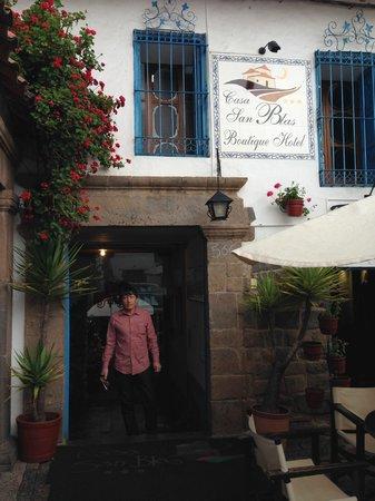 Casa San Blas Boutique : Front