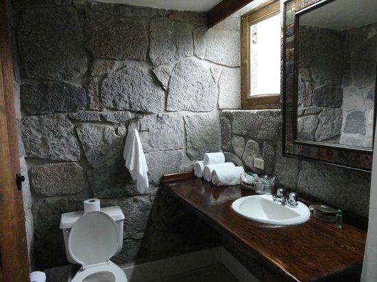Eco Inn Colca: Banheiro. Limpo e aconchegante.