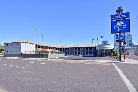 Americas Best Value Inn - Downtown Phoenix