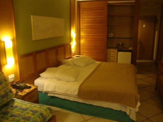 Hotel Porto Real : Quarto
