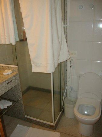 Hotel Porto Real : Banheiro do quarto