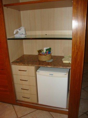 Hotel Porto Real : Frigobar