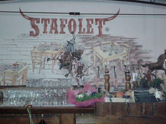 Steak house Stafolet: lo Stafolet