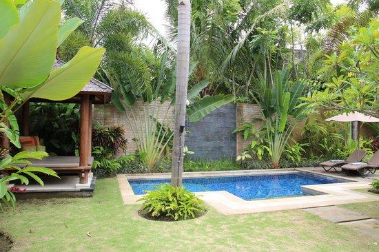 Askara Villa: Pool