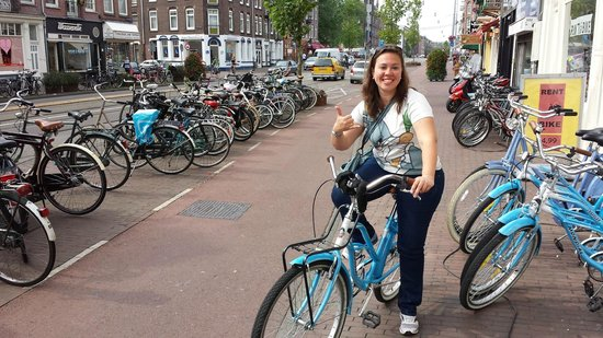 Rent a Bike Amsterdam