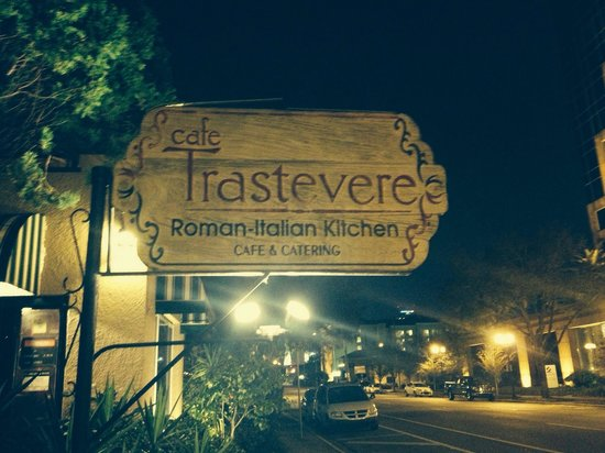 Cafe Trastevere: Fantastic food!!!