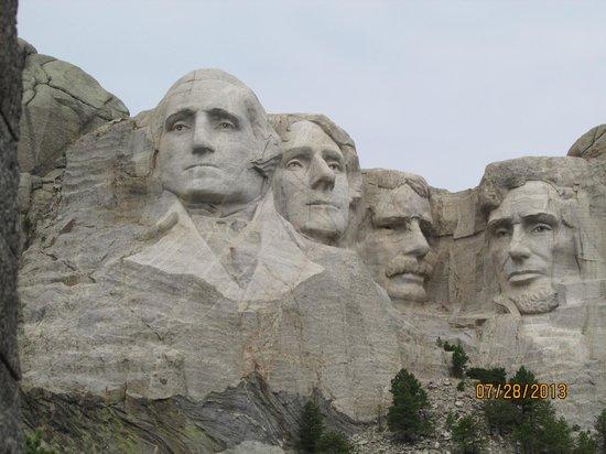 Mount Rushmore National Memorial : Mt. Rushmore