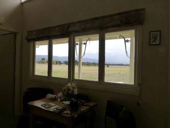 Rose n Reel: View from living room