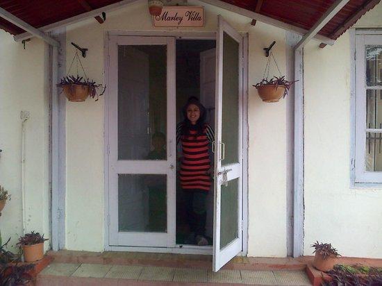 Marley Villa: Front Side