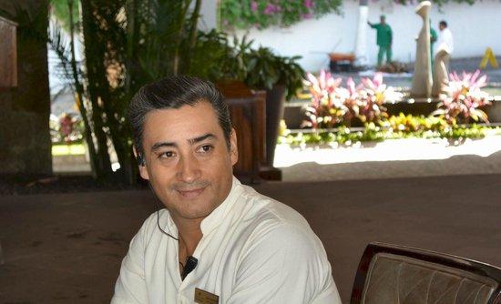 "Hyatt Ziva Puerto Vallarta: José Guerra, Chief Concierge, the ""go-to"" guy"