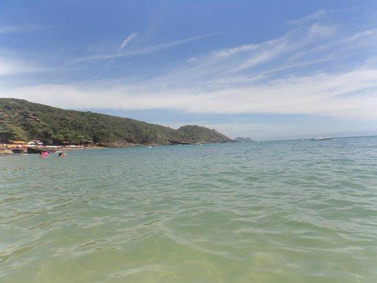 Bon Bini Pousada: playa