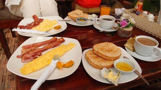 All in 1 Guesthouse : breakfast