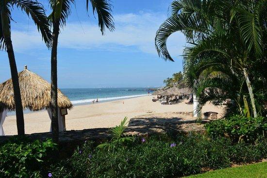Hyatt Ziva Puerto Vallarta: Grounds and Beach and/or Pool