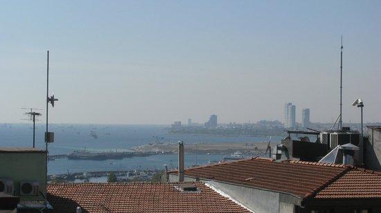 Sah Otel Apartment: terrace view 4
