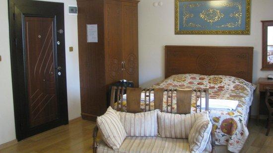 Sah Otel Apartment : bed 2