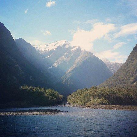 Milford Sound: Mountains
