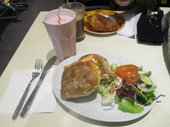 The Green Cafe: Panini