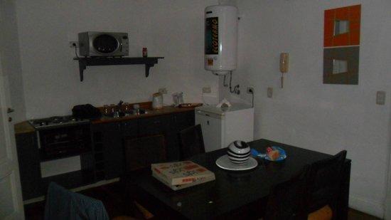 Tres65 Concept: Cozinha equipada