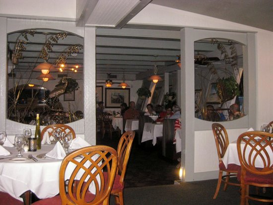 The Jacaranda Restaurant - Interior