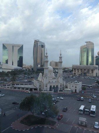 Samaya Hotel - Deira : вид из номера