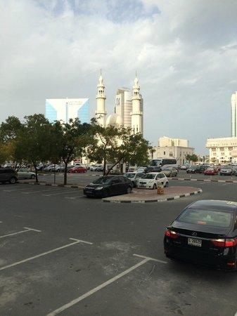 Samaya Hotel - Deira : за углом