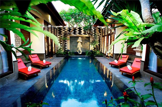 4 Bedroom Villa Swimming Pool Picture Of The Bali Dream Villa Seminyak Seminyak Tripadvisor