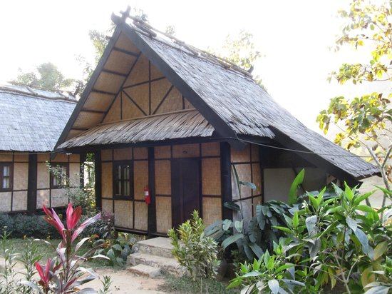 Nong Kiau River Side Rooms : My cabin