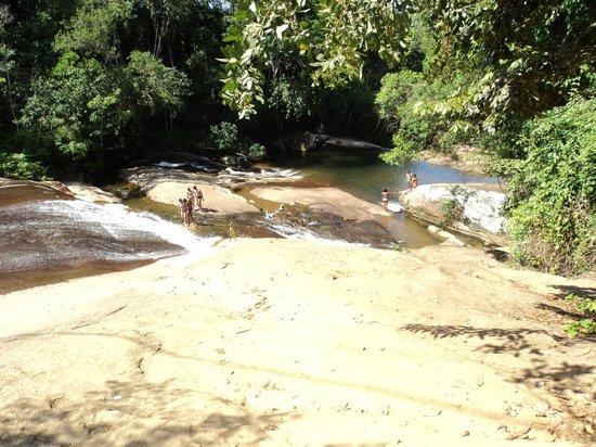Prumirim  Waterfall: Cachoeira