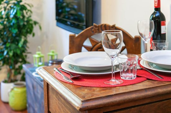 Istanbul Apartments Istiklal: dining