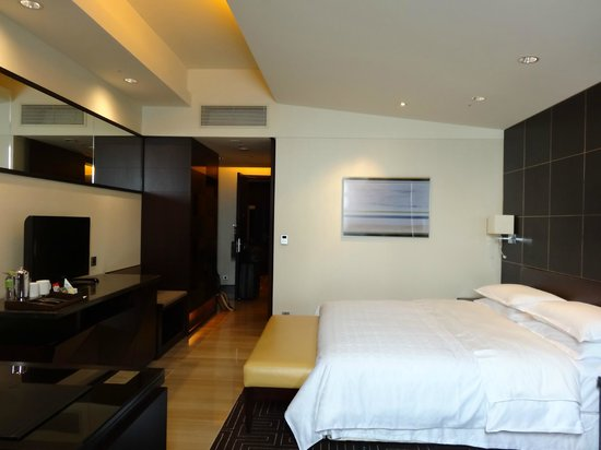 Sheraton Grand Incheon Hotel: Room