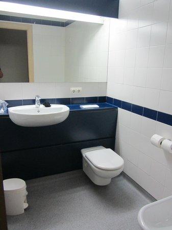 Travelodge Madrid Torrelaguna : ванная комната