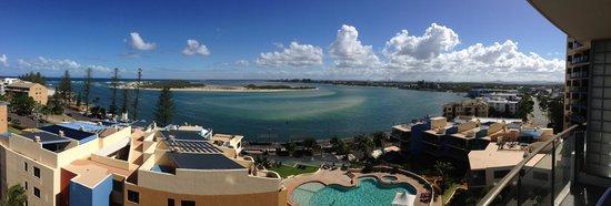 موناكو: Stunning view