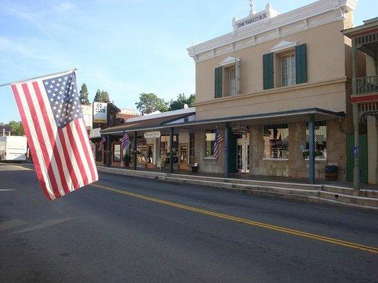 BEST WESTERN PLUS Yosemite Way Station Motel: A metros del hotel