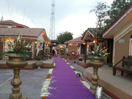 Chokhi Dhani Resort: Choli Dhani
