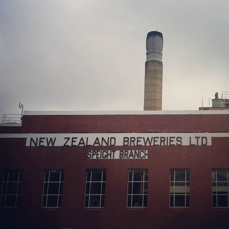 Speight's Brewery: Speights Brewery