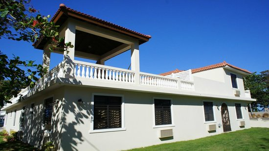 Punta Taino Guest House: Gazebo