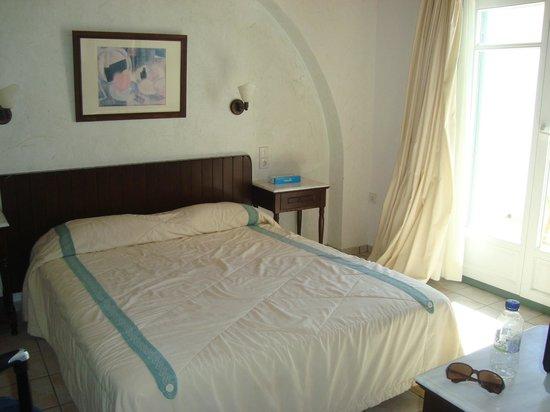 Pelican Bay Art Hotel: dormitorios