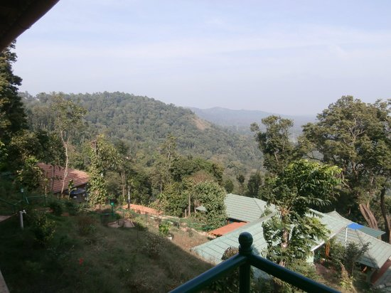 Ayurveda Yoga Villa : view from our room