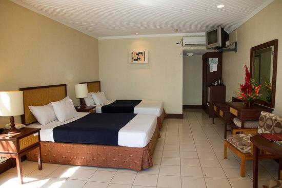 Tanoa Skylodge Hotel : Superior Room