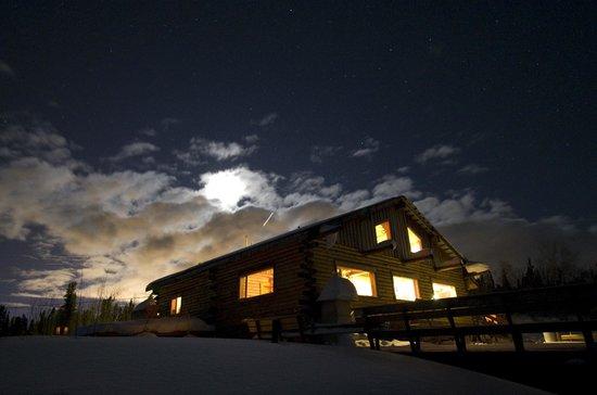 Aurora Borealis Lodge : main lodge