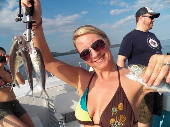 Deep Drop Fishing Charters : TBird & her 'unclassifieds'